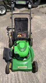 John Deere Self Propelled mower and a Craftsman weed eater in Camp Lejeune, North Carolina