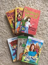 Lot of 6 Childrens Books - Ages 6-10 in Kingwood, Texas