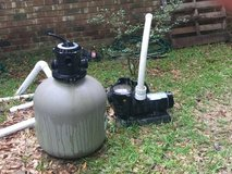 Pool a Sand Filter Pump in Fort Polk, Louisiana