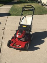 Toro personal pace mower in Chicago, Illinois