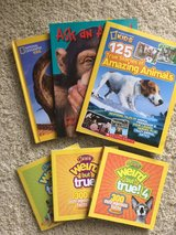 Lot of 12 National Geographic Childrens Books in Kingwood, Texas