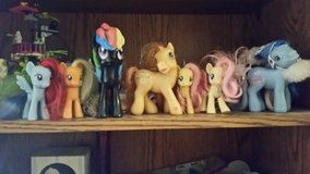 Small lot of My Little Pony Dolls in Nellis AFB, Nevada