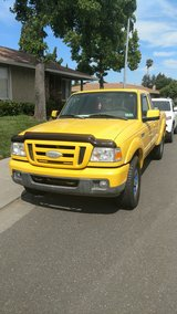 2006 Ford ranger sport 4x4 super cab in Travis AFB, California