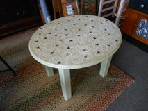 Oval Side Table in Cherry Point, North Carolina