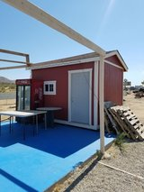 Tiny house proyect in 29 Palms, California