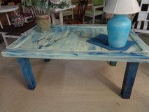 patio tables homemade shabby chic nautical  75% off 25 each in Wilmington, North Carolina
