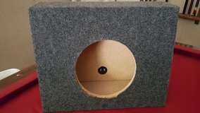 10 Inch Subwoofer Enclosure in Beaufort, South Carolina