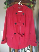 Red Peacoat in Naperville, Illinois