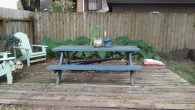 Picnic Table in Kingwood, Texas