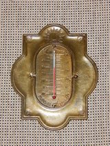 Brass Thermometer in Stuttgart, GE