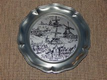 Zaanse Schans Holland Collector Plate in Stuttgart, GE