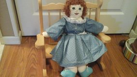 Hand Made/Sewn doll in Glendale Heights, Illinois