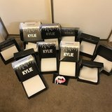 10 Kylie Jenner boxes 1 MAC box (EMPTY) in Travis AFB, California