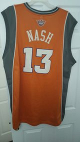 Steve Nash 3X Jersey in Plainfield, Illinois