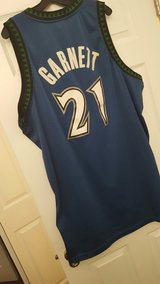 KG T-Wolves Jersey 3XL in Plainfield, Illinois