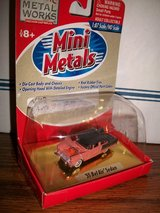 Mini Metals HO Scale '55 Belair Sedan in Chicago, Illinois