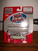 Mini Metals HO Scale '50 Dodge Meadowbrook Swdan Dawn Gray in Chicago, Illinois