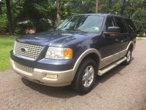 2005 Ford Expedition  Eddie Bauer, 3rd row seat in Shreveport, Louisiana