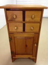 FOUR DRAWER SIDE CABINET FOR EXTRA STORAGE in Kingwood, Texas