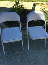 Chairs in Vacaville, California