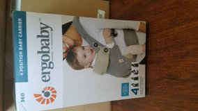 ERGObaby Four Position 360 Baby Carrier, Grey in Camp Pendleton, California
