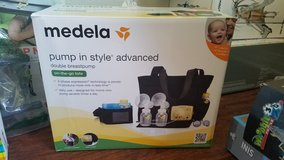 Medela Pump in Style Advanced Breast Pump with On the Go Tote in Camp Pendleton, California