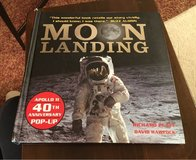 Pop-up Moon Landing Book in St. Charles, Illinois