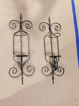 Wall Candle Holders in Kingwood, Texas