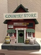 Country Store Birdhouse in Kingwood, Texas