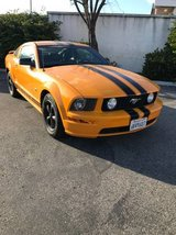 2008 FORD MUSTANG GT in Camp Pendleton, California