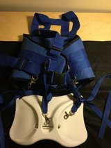 Fighting belt and shoulder harness for 50-80 lb in Arlington, Texas