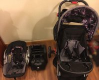 Baby Trend EZ Ride5 Travel System (Car Seat & base PPU Stroller still available!) in Okinawa, Japan