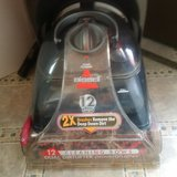110v Bissell ProHeat 2X CleanShot Pet Carpet Cleaner in Ramstein, Germany