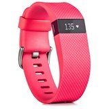 Fitbit Charge HR Pink Small in Ramstein, Germany