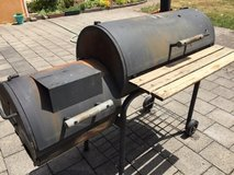 Smoker/Grill in Ramstein, Germany