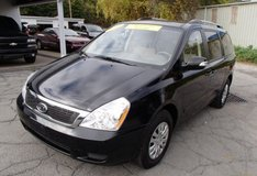 2012 Kia Sedona LX Automatic.... From ONLY $151 p/month! in Hohenfels, Germany