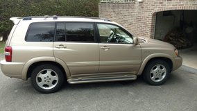 2004 Toyota Highlander Limited, US Specs (3rd Row Seating) in Shape, Belgium