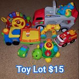 Toy lot in Fort Rucker, Alabama
