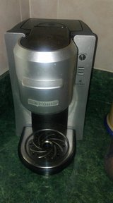 Mr Coffee Kurig style coffee maker in Camp Lejeune, North Carolina