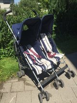 Maclaren Twin Triumph - Double Stroller in Riverside, California