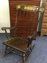 Early American Rocking Chair in Byron, Georgia