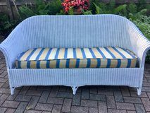 Wicker Couch in Bartlett, Illinois
