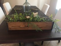 Wood box great for table or entry table in Fort Polk, Louisiana
