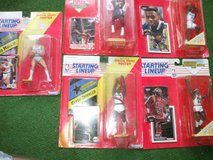 STARTING LINEUP BASKETBALL FIGURES (9) PICKUP ONLY in Perry, Georgia