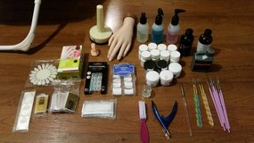 Acrylic nail supplies in Camp Lejeune, North Carolina
