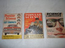 1960s Popular Science/Science and Mechanics Lot in Byron, Georgia