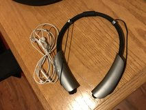 iPhone headphones & Insignia Bluetooth headset in Vacaville, California