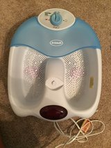 Foot Bath/Massager in bookoo, US