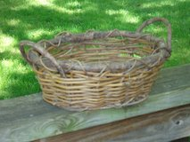 twig basket in Naperville, Illinois