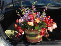 Basket of flowers in Naperville, Illinois
